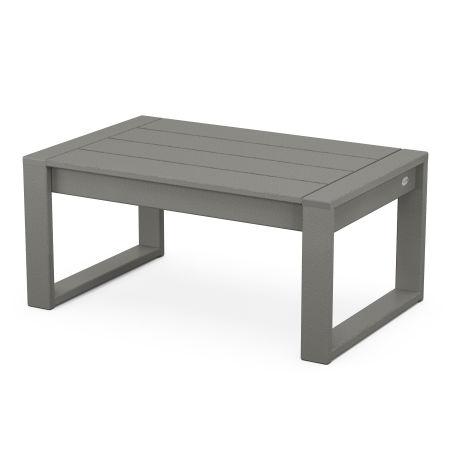 EDGE Coffee Table in Slate Grey
