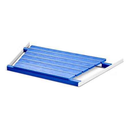 Tête-à-Tête Table in Pacific Blue