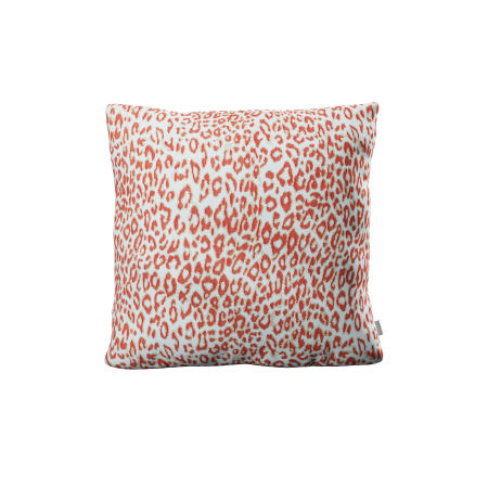 "22"" Throw Pillow in Safari Coral"