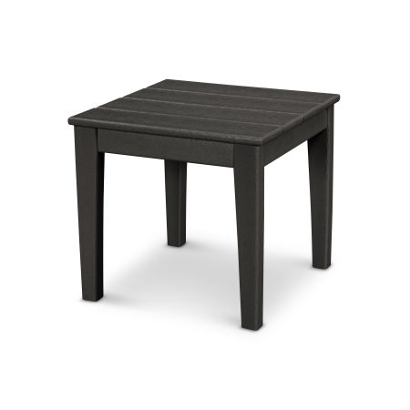 "Newport 18"" End Table in Black"