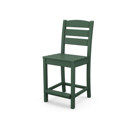 Lakeside Counter Side Chair in Green