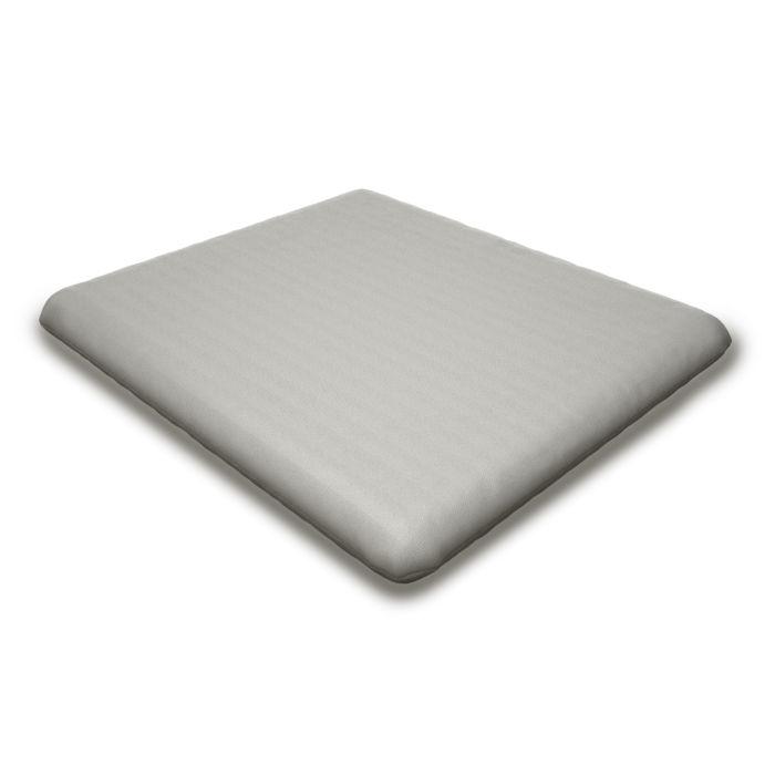 """Ottoman Cushion - 17.5""""D x 20""""W x 2.5""""H"""