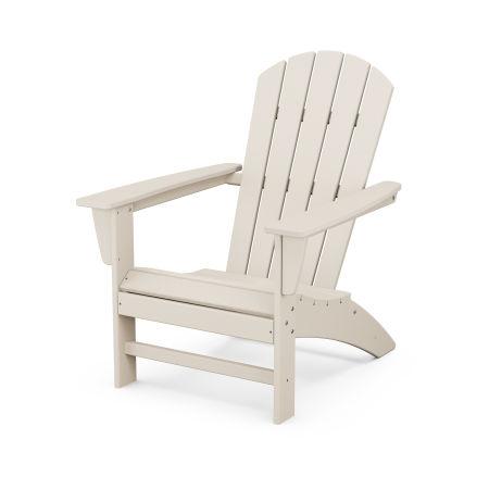 Nautical Adirondack Chair in Sand