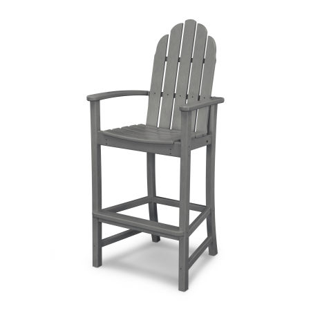 Classic Adirondack Bar Chair