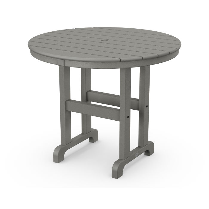 """Round 36"""" Dining Table"""
