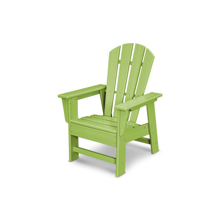 Casual Chair in Lime
