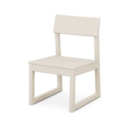EDGE Dining Side Chair in Sand