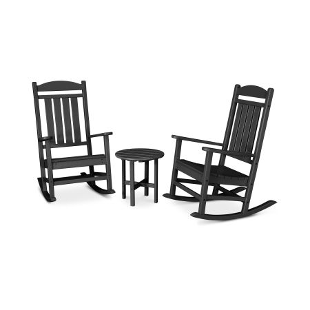 Presidential 3-Piece Rocker Set