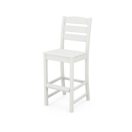 Lakeside Bar Side Chair in Vintage White