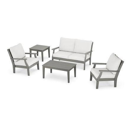 Braxton 5-Piece Deep Seating Set