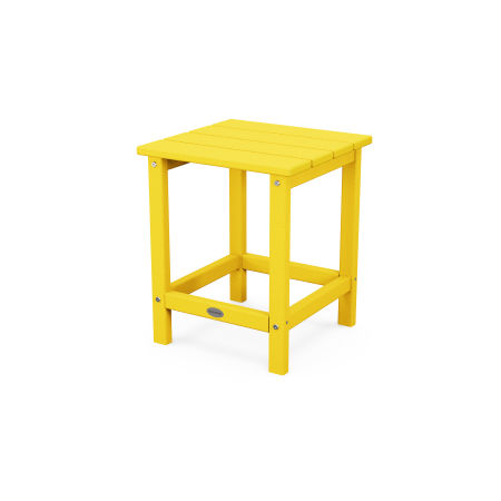 "Long Island 18"" Side Table in Lemon"