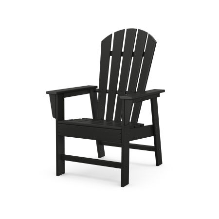 South Beach Casual Chair in Black