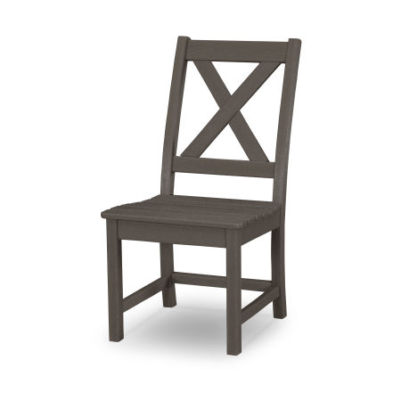 Braxton Dining Side Chair in Vintage Finish