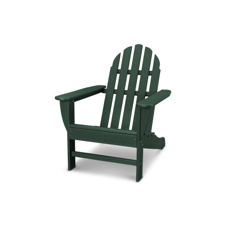 Classics Adirondack Chair in Green