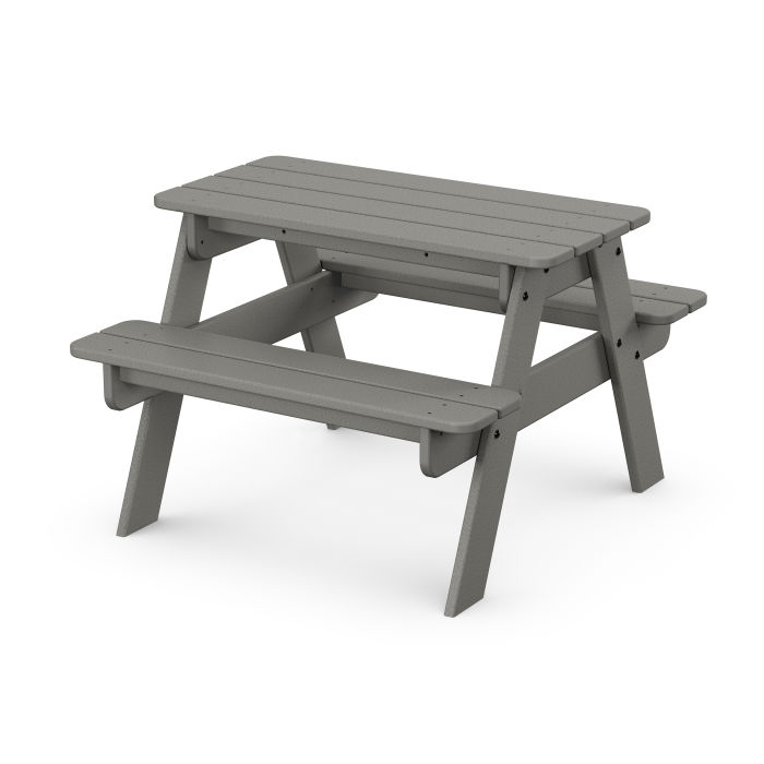 Kids Outdoor Picnic Table Polywood, Outdoor Kids Table