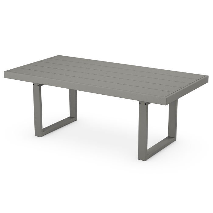 "EDGE 39"" x 78"" Dining Table"