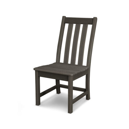 Vineyard Dining Side Chair in Vintage Finish
