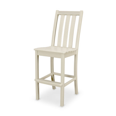 Vineyard Bar Side Chair in Sand