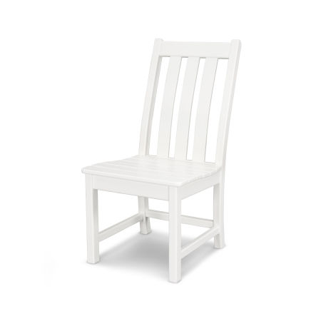 Vineyard Dining Side Chair in White