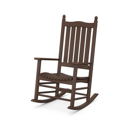 McGavin Rocking Chair in Mahogany