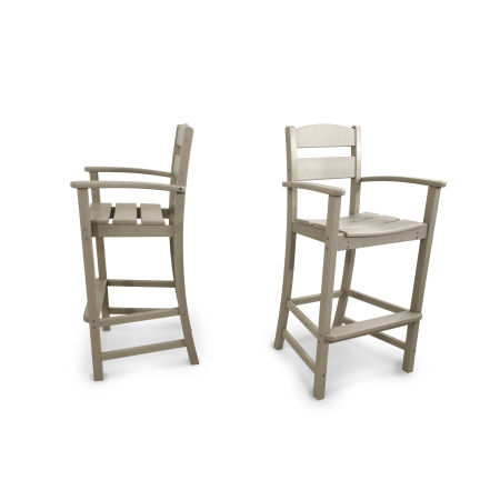 Classics 2-Piece Bar Arm Chair Set