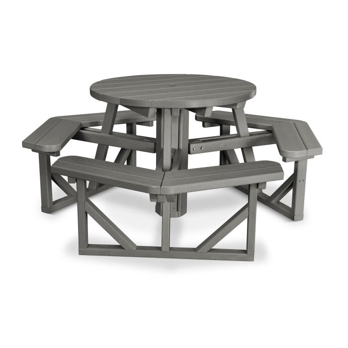 "Park 36"" Round Picnic Table"