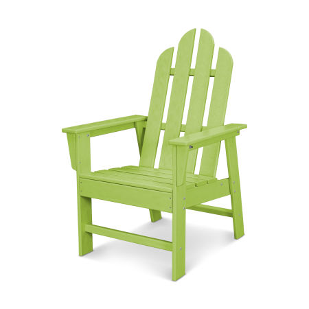 Long Island Dining Chair in Lime