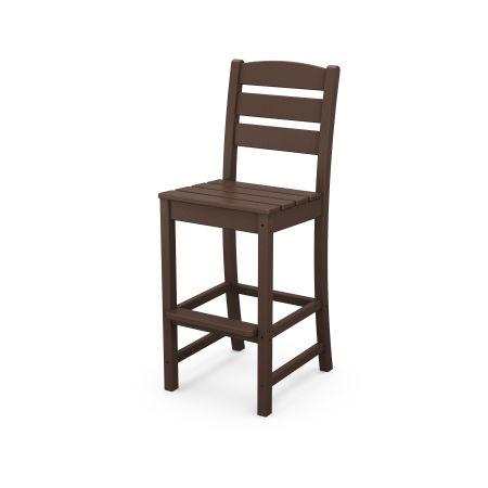 Lakeside Bar Side Chair in Mahogany