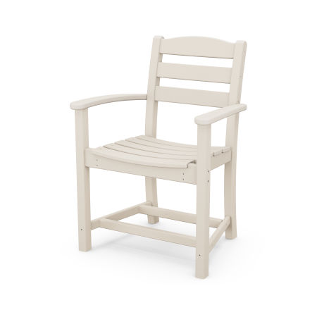 La Casa Café Dining Arm Chair in Sand