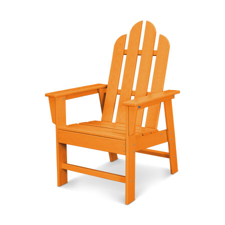 Long Island Dining Chair in Tangerine