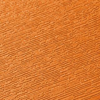 Tangerine POLYWOOD Lumber Sample in Vintage Finish