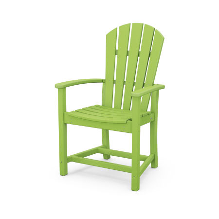Palm Coast Dining Chair in Lime