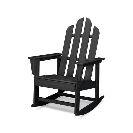 Long Island Rocking Chair in Black