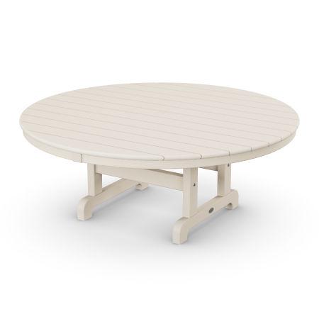 "Round 48"" Conversation Table in Sand"