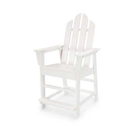 Long Island Counter Chair in White