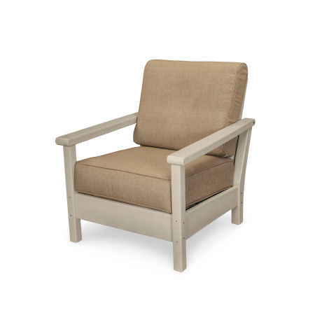 Harbour Deep Seating Chair in Sand / Sesame