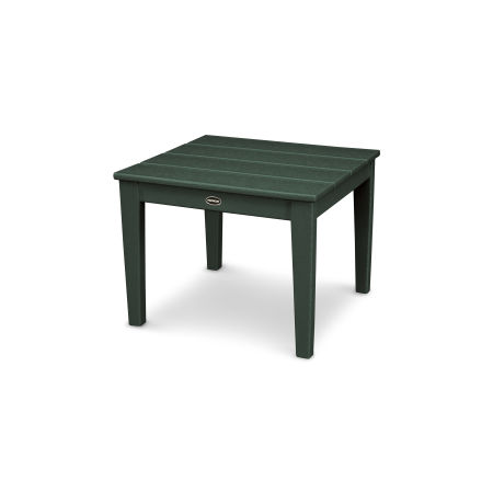 """Newport 22"""" End Table in Green"""