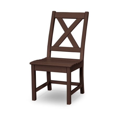 Braxton Dining Side Chair in Mahogany