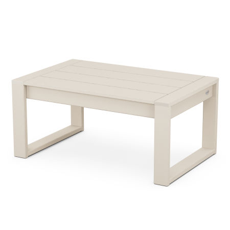 EDGE Coffee Table in Sand