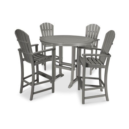 Palm Coast 5 Piece Bar Set