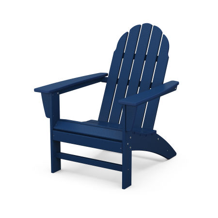 Vineyard Adirondack Chair in Navy