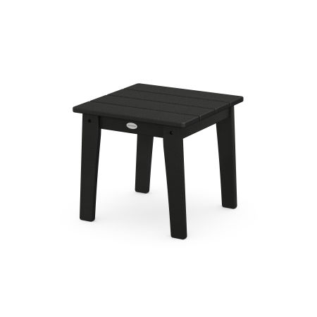 Lakeside End Table in Black