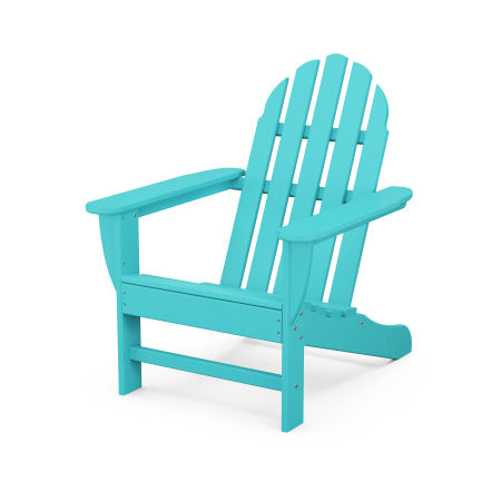 Classic Adirondack Chair in Aruba