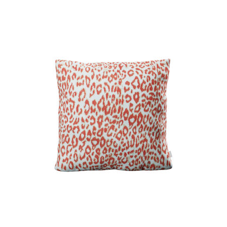 "20"" Outdoor Throw Pillow by POLYWOOD® in Safari Coral"