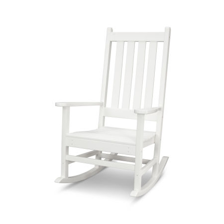 Vineyard Porch Rocking Chair in White