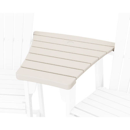 600 Series Angled Adirondack Dining Connecting Table in Sand