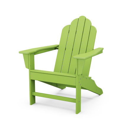 Long Island Adirondack in Lime