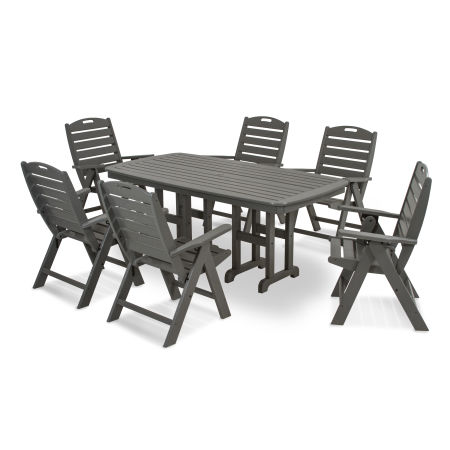 Nautical 7-Piece Dining Set