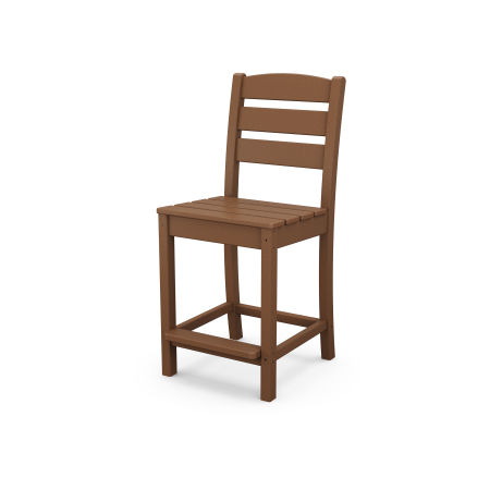 Lakeside Counter Side Chair in Teak