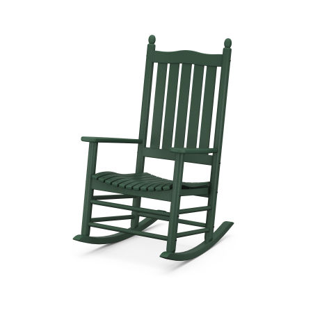 McGavin Rocking Chair in Green